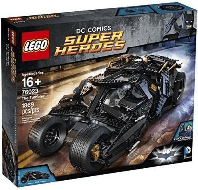LEGO Super Heroes - The Tumbler (76023)
