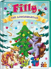 Kids and Concepts Filly Mein Adventskalenderbuch