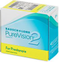 Bausch & Lomb PureVision 2 for Presbyopia (6 Stk.) +1,25