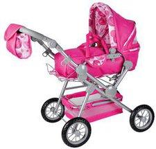 Knorr Puppenwagen Twingo pink love