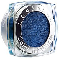 Loreal Indefectible Lidschatten - 06 All Night Blue (3,5 g)