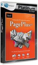 Serif PagePlus X5 Platinum Edition (Win) (DE)