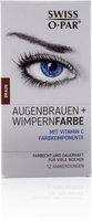 Swiss O Par Augenbrauen-Wimpernfarbe Set - Braun