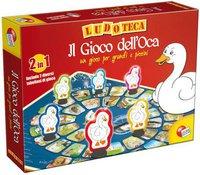 Lisciani Il Gioco Dell'Oca 2 giochi in 1 (italienisch)