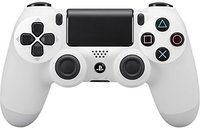 Sony DualShock 4 Controller Glacier White