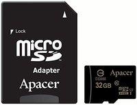 Apacer MicroSDHC 32GB Class 10