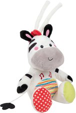 Happy People Spieluhr Zebra 25 cm