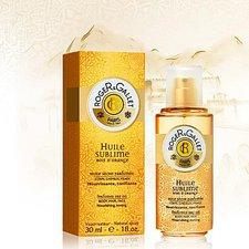 Roger & Gallet Huile Sublime Bois d'Orange Perfumed dry Oil (30 ml)