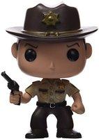 Funko The Walking Dead - Bobble-Head Sherrif Rick Grimes Pop