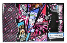 Monster High Kosmetik Adventskalender 2014