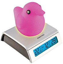Switel Farblichterthermometer Ente