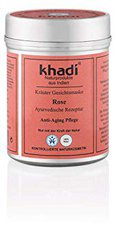 Khadi Naturprodukte Kräuter Gesichtsmaske mit Rosenblüten (50 g )