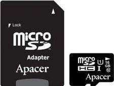 Apacer MicroSDHC 16GB Class 10