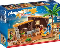 Playmobil Christmas - Große Weihnachtskrippe (5588)