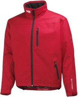 Helly Hansen Crew Midlayer Jacket Men Red