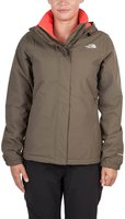 The North Face Women's Resolve Jacket New Taupe Green