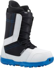 Burton Invader white / black / blue (2015)