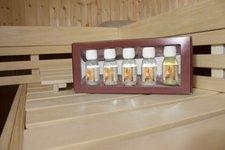 Karibu Geschenkpaket Saunaaufgusskonzentrat 5 Düfte
