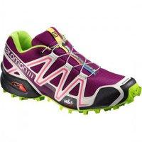 Salomon Speedcross 3 W very purple/dark cloud/bright yellow