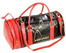 Head Monte Carlo Holdall (black/red)