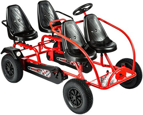 DINO CARS Family Train GoKart (220.100)