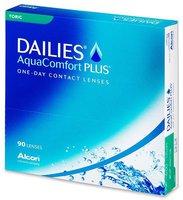 Ciba Vision Dailies AquaComfort Plus Toric -3,75 (90 Stk.)