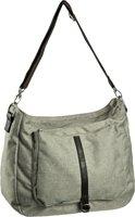 Lässig Wickeltasche Green Label Shoulder Bag - Choco Melange