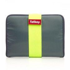 Fatboy Tablet Tuxedo silber