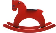 Playsam Rocking Horse schwarz