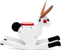 Playsam Rocking Rabbit weiß
