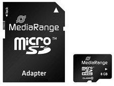 MediaRange microSDHC 8GB Class 10 (MR957)