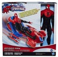 Mattel Ultimate Spider-Man mit Spider-Racer (A8491)