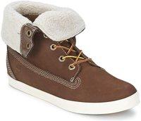 Timberland Glastenbury Fleece Fold-Down Boots Women's