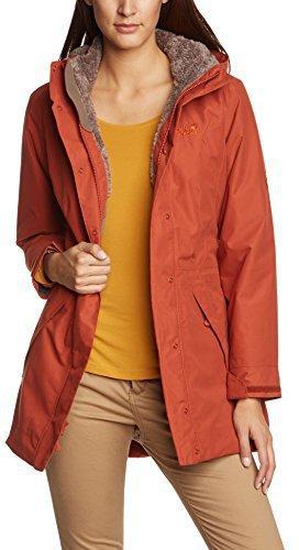 Jack Wolfskin 5th Avenue Coat Earth Orange