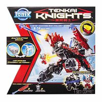 Ionix Tenkai Knights - 2-in-1 BlasTank / War Stallion (11002)