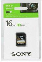Sony microSDHC 16GB Class 10 UHS-I (SR16UXA)