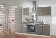 Optifit Küchenzeile Vigo inkl. Elektrogeräte (210 cm)