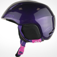 Giro Launch purple sweethearts