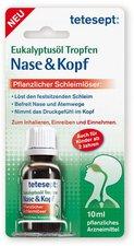 tetesept Eukalyptusöl Tropfen Nase & Kopf (10 ml)