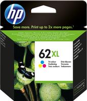 Hewlett Packard HP Nr. 62XL 3-farbig (C2P07AE)