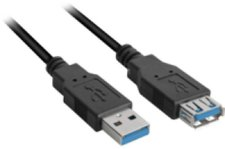 Sharkoon USB 3.0 Kabel 1m