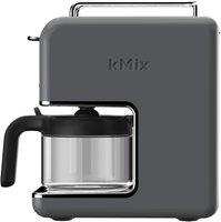Kenwood kMix Popart Kaffeemaschine Zinkgrau (CM030GY)