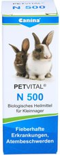 Canina Petvital N 500 Globuli für Kleinnager (10 g)