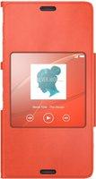 Sony SCR26 Smart Style Cover Orange (Xperia Z3 Compact)