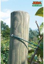 Jorkisch Zaunpfahl rund Kiefer BxH: 10 x 125 cm