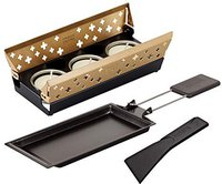 Kuhn Rikon Raclette Set Mini Candle Light