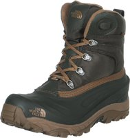 The North Face Men's Chilkat II Nylon black ink green/dachshund brown