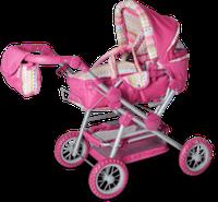Knorr Puppenwagen Twingo Streifen