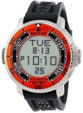 Sector Dive Master black/orange (R3251967001)