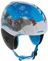 Alpina Eyewear Carat blue dog